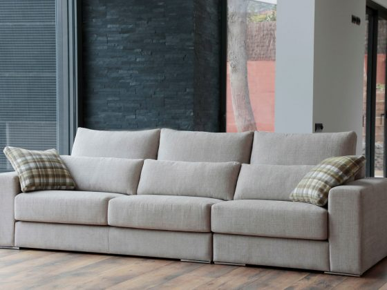 sofa nomad barcelona model boss frontal view